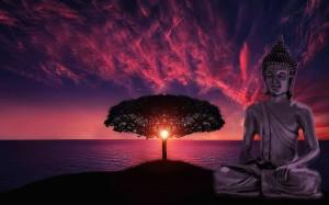 buddha_purple_night_960_720